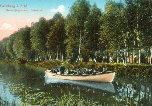 Erwin Adalbert Steglich szkoli się na marynarza -SPACEROWNIK ZIELONOGÓRSKI ODC. 403 (991)