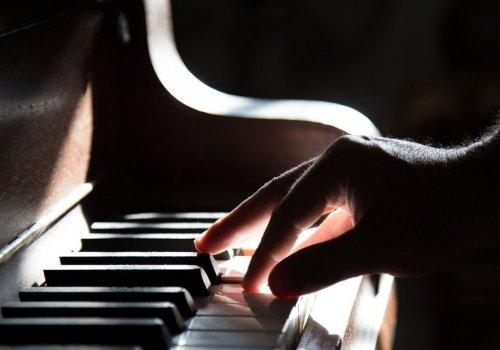 Recital fortepianowy - Jazzujące Muzeum