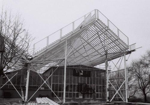 Palmiarnia w Palmiarni, czyli nietypowa rozbudowa - SPACEROWNIK ZIELONOGÓRSKI ODC. 407 (995)