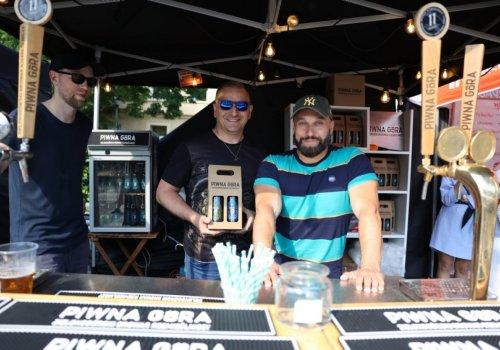 W Zielonej Górze trwa Lotny Festiwal Piwa