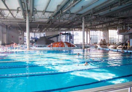 Wakacyjne kursy pływania